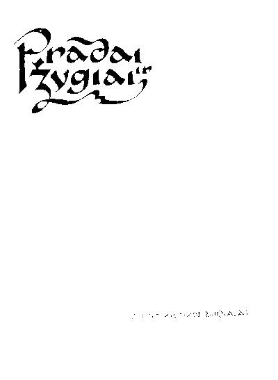 Pradai ir žygiai. - 1926-1927