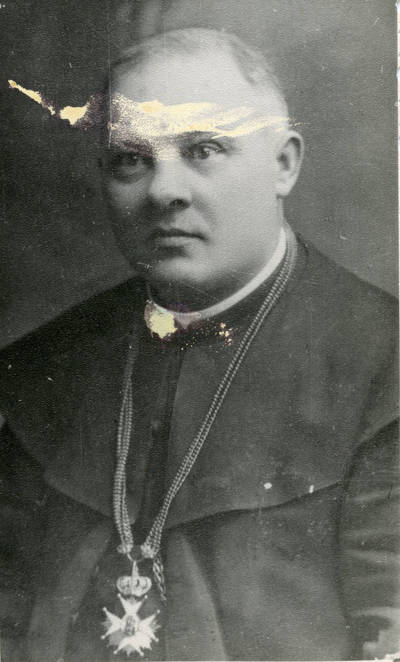 Kunigas prelatas Juozas Laukaitis