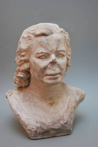 Irena Rutkauskaitė. Moters biustas. 1958