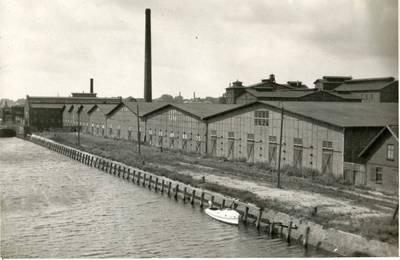 """Nežinomas autorius. Klaipėdos cheminių produktų fabrikas """"Union"""". 1930"""