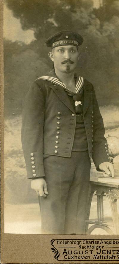 Charles Angelbeck. Mikas Brizgys iš Klišių kaimo. 1916