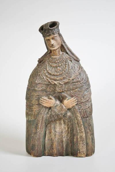 Nežinomas liaudies skulptorius. Aušros vartų Švč. Mergelė Marija