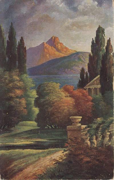 G. Fiebiger. Atvirukas. Šventasis ežeras. 2000