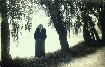 Fotografija. Malvina Valeikienė Birštone