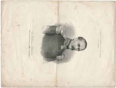 Louis Henri Decan. Generolas Francua Negre. 1848