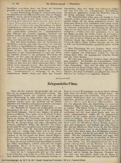 Kriegsanleihe-Filme.