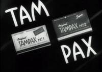 Tampax Damenbinden