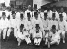 N Devon Cricket Club Centenary Celebrations - Informal Group - Humour.