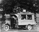 Outing in bus (Charabanc)