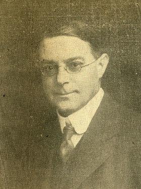 Major Geoffrey Stanley Hornby
