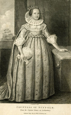 Countess Anne Howard (nee Capell)