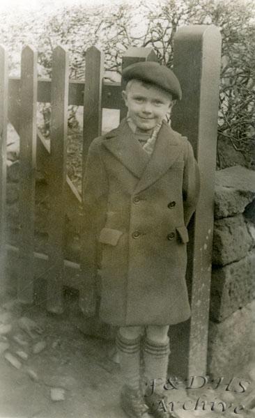 National Childrens Home, Newton. Gerald Holt