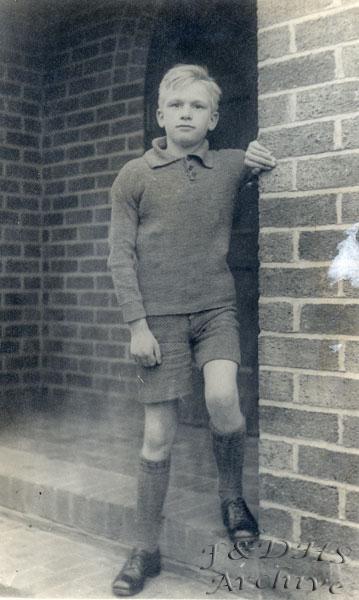 National Childrens Home, Newton. Peter Stevens