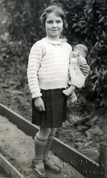 National Childrens Home, Newton. Kathleen Giles