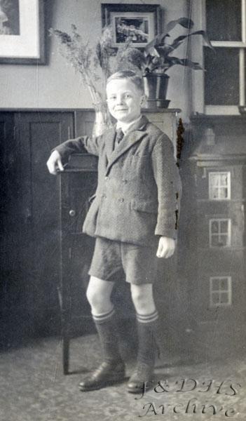 National Childrens Home, Newton. Philip Dudeney.  NH