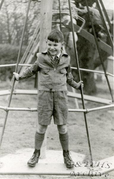 National Childrens Home, Newton. Maurice Franks.