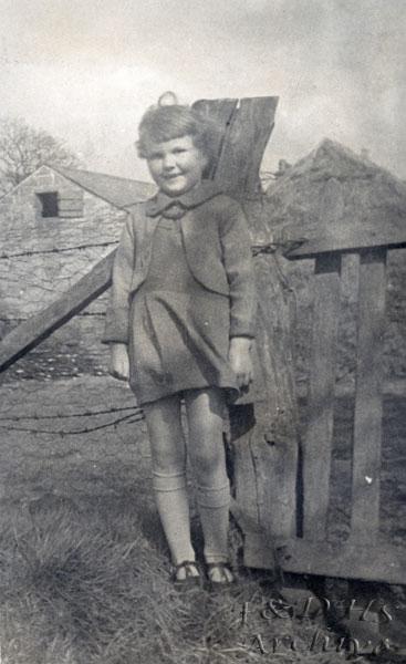 National Childrens Home, Newton. Jean Williams.  BO