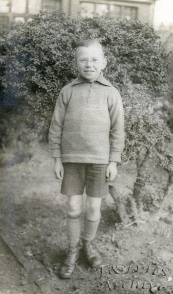 National Childrens Home, Newton. T Wicks.  CG