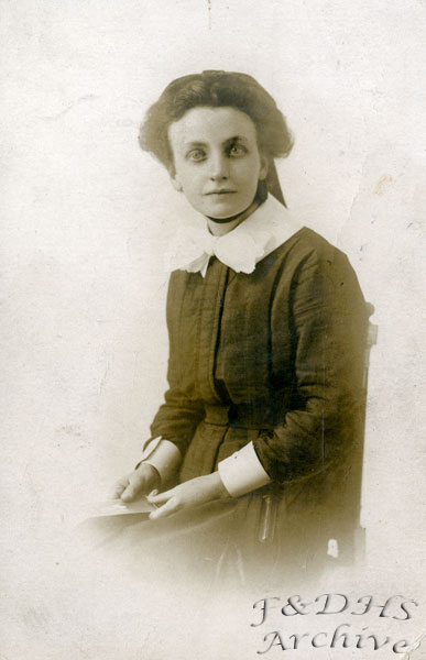 National Childrens Home, Newton. Sister Norah Owens