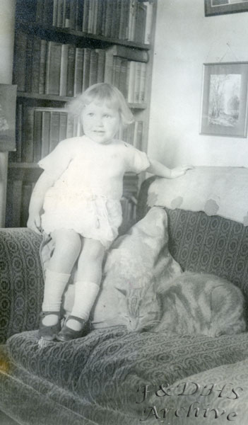 National Childrens Home, Newton. Audrey Roberts
