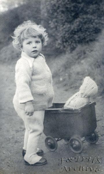 National Childrens Home, Newton. Margaret Smith.  WW