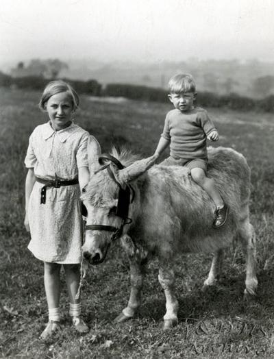 National Childrens Home, Newton. Jessie Carter