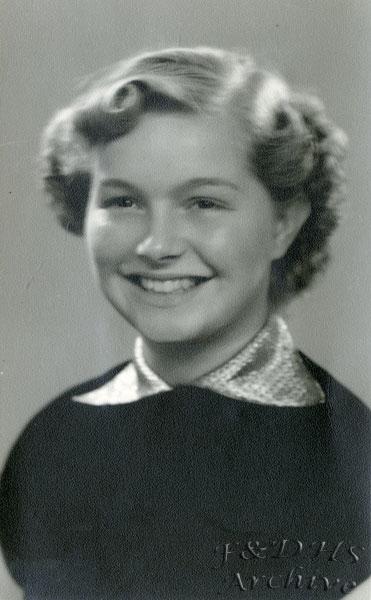 National Childrens Home, Newton. Olga Towell