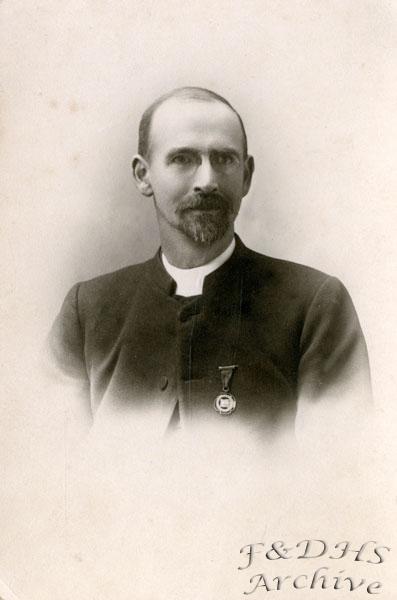 National Childrens Home, Newton. Rev. W  Hodson Smith