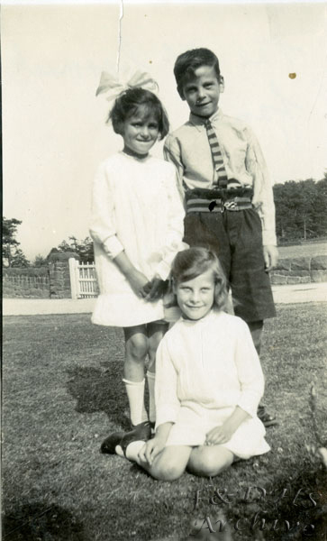 National Childrens Home, Newton. The Mc Cormack Family