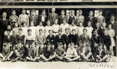 National Childrens Home, Newton. Kingsley Top School