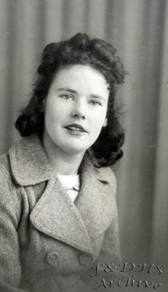 National Childrens Home, Newton. Ethel Collister