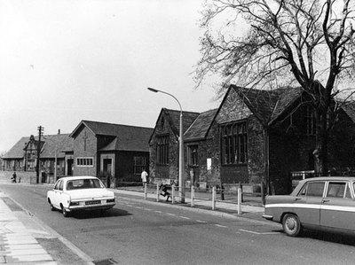 Farnworth C of E School, Pitt Lane.