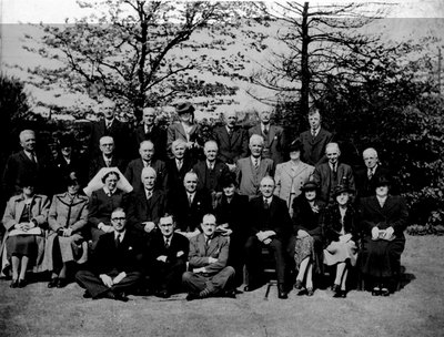 The Hospital Management Committee in the grounds of either the MAternity Hospital or the Isolation Hospital