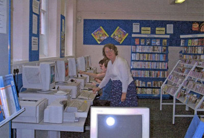 Widnes Library
