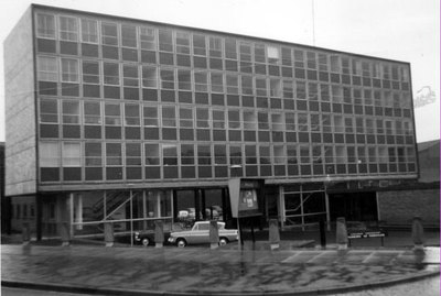 Widnes Police Station