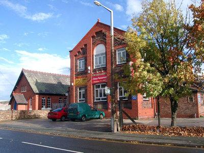 Wesleyan Chapel and Oddfellows Hall, Halebank