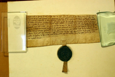 The earliest charter of the Runcorn Ferry