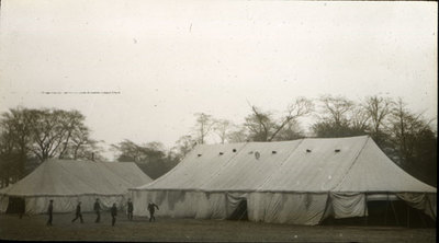 Marquees at Heaton Park