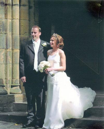 Wedding of Eve Bradley and Andrew Singleton