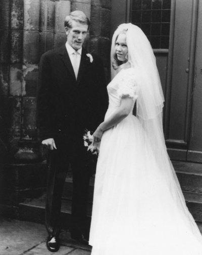 Wedding of Trevor Green and Vivienne Smith