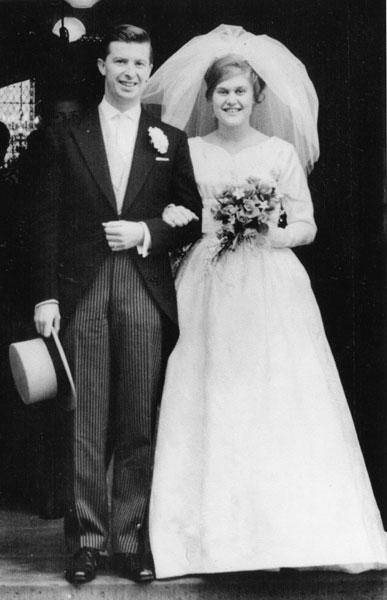 Wedding of Carol Lee and Keith Emsall