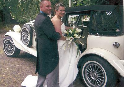 Wedding of Lisa Matthews and Daniel Wiltshire