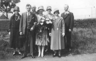 Wedding of Sarah Wharmby and Hugh Dewsnap