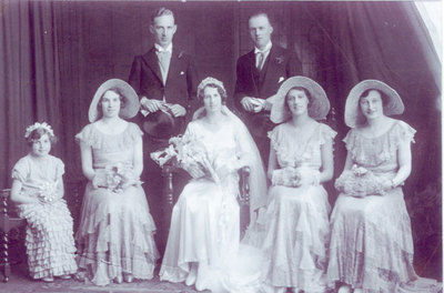 Wedding of Lucy Welberry and John Chatterton