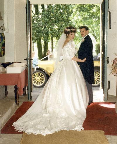 Wedding of Julie Mann and Stephen Higginbottom