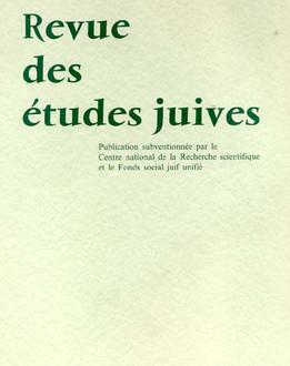 La parodie dans la littérature judéo-arabe et le folklore de purim au Maroc.