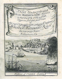 Kort Underretning om det Maroccanske Slaveri i Aarene 1751, 1752, og 1753 dagvis forfattet paa vers af den af expeditionen antagne kasserer . . . . deværende Slave.