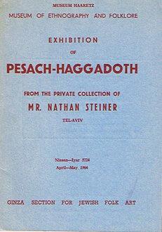Exhibition of Pesach-Haggadoth