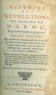 Histoire des Révolutions de l'Empire de Maroc