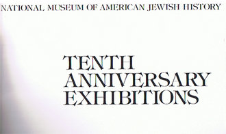 Tenth Anniversary Exhibitions
